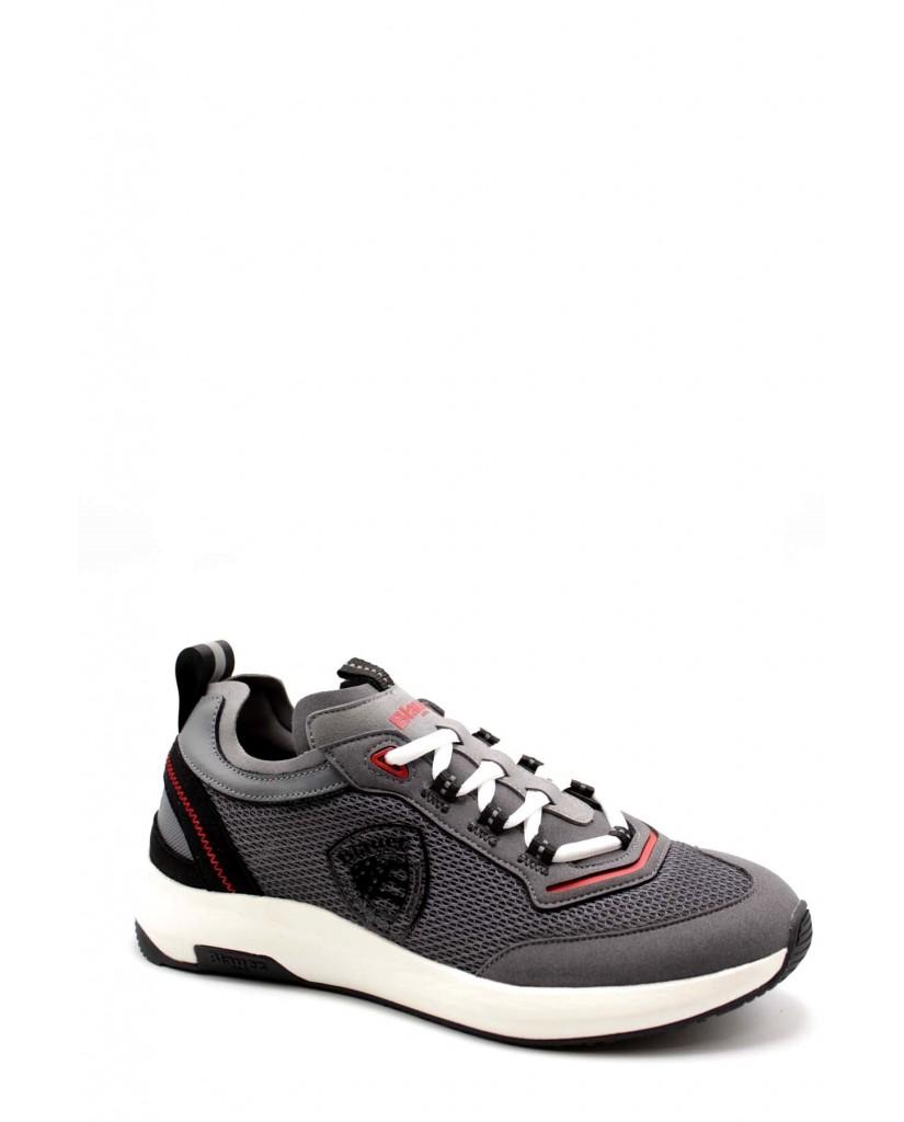 Blauer Sneakers F.gomma Byron02/mes Uomo Grigio Fashion
