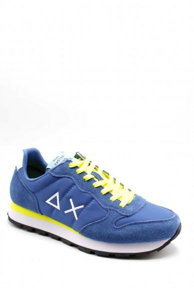 Sun68 Sneakers F.gomma 40-46 Uomo Ottanio  Sportivo