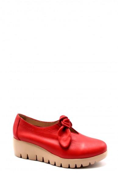 Wonders Slip-on F.gomma 36/40 c33159 Donna Rosso Fashion