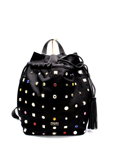 Patrizia pepe Backpacks - Zainetto Donna Nero Fashion