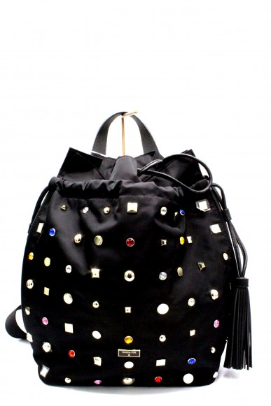 Patrizia pepe Backpacks - Zainetto Donna Nero Fashion