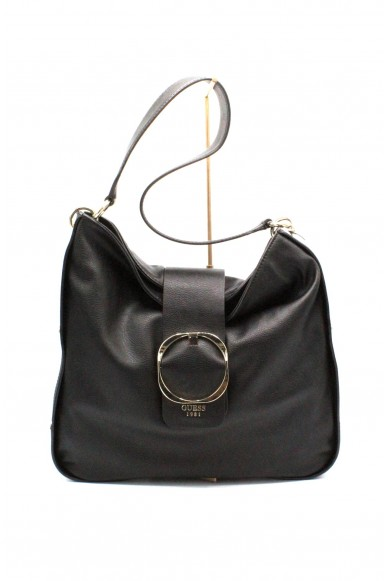 Guess Borse - Mooney hobo Donna Black Fashion