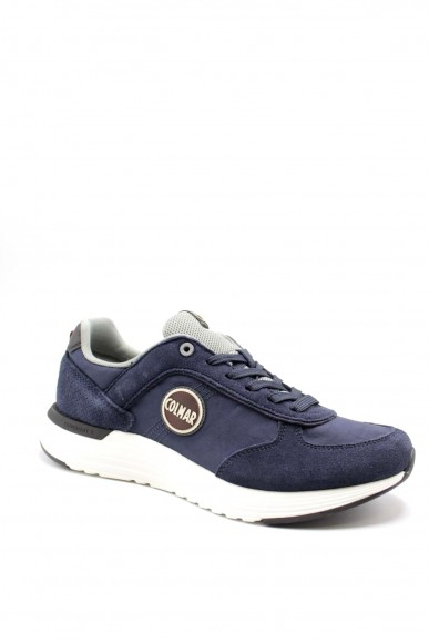 Colmar Sneakers F.gomma Travis t 014 Uomo Blu Fashion