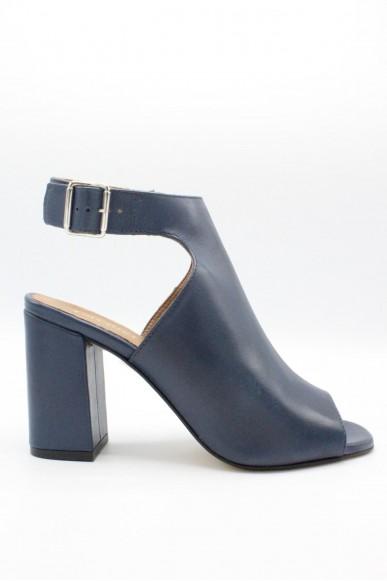Carmens Sandali F.gomma 36/40 Donna Blu Fashion