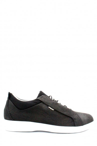 Frau Stringate F.gomma 39-46 made in italy Uomo Nero Casual