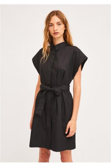 Compagnia fantastica Abiti   Sp21han27 Donna Nero Fashion