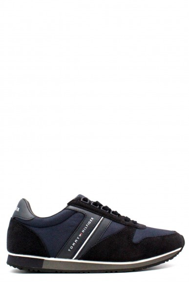 Tommy hilfiger Sneakers   40-45 sm maxwell 18c Uomo Blu Casual
