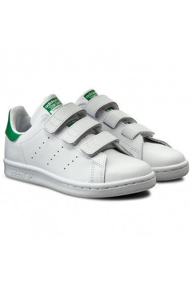 Adidas Sneakers F.gomma Stan smith cf i Bambino Verde Fashion