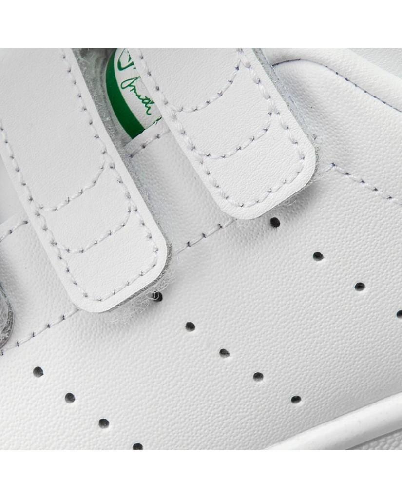 Adidas Sneakers F.gomma Stan smith cf i Bambino Verde Fashion