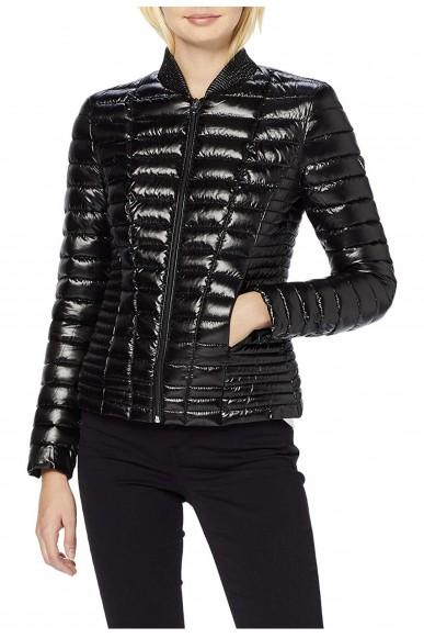 Guess Piumini   Vera jacket Donna Nero Fashion