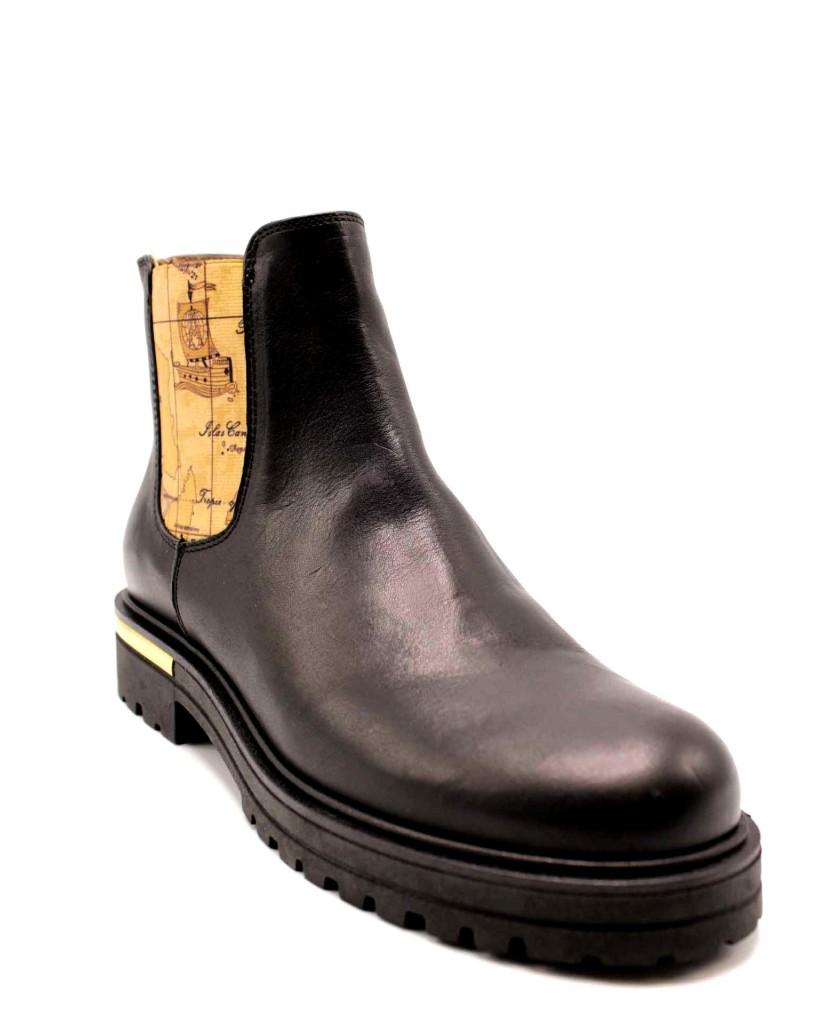 1^classe  Beatles F.gomma Donna Nero Fashion