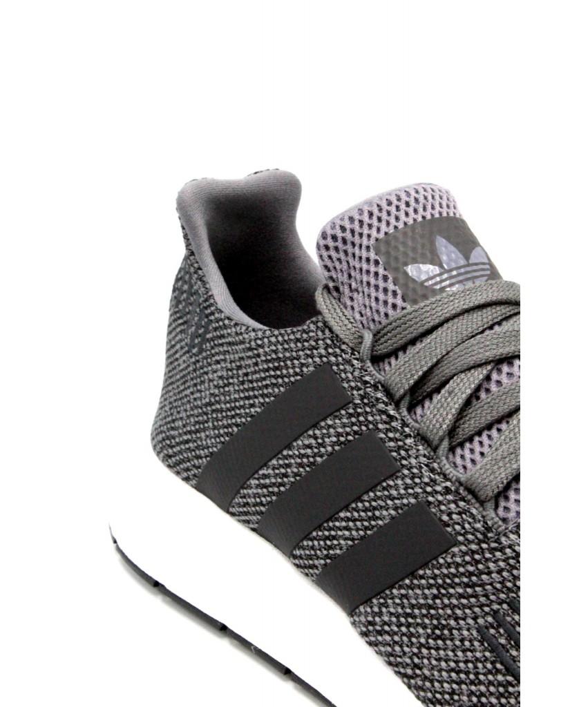 Adidas Sneakers F.gomma 39/46 swift run Uomo Grigio-nero Sportivo