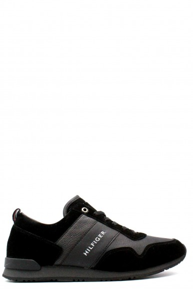 Tommy hilfiger Sneakers   40-45 maxwell 11c1 Uomo Nero Casual