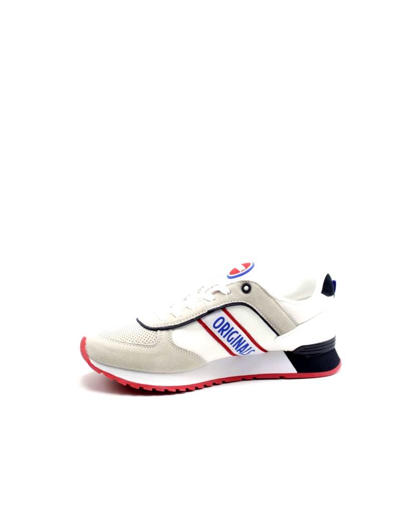 Colmar Sneakers F.gomma Travis runner Uomo Bianco Fashion