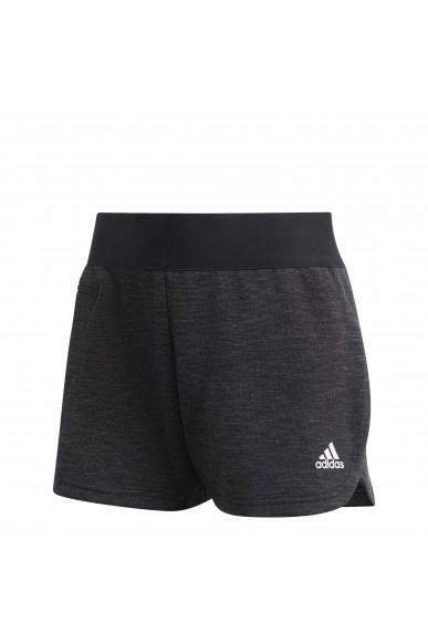 Adidas Shorts   W id stadium st     blckme Donna Nero Sportivo
