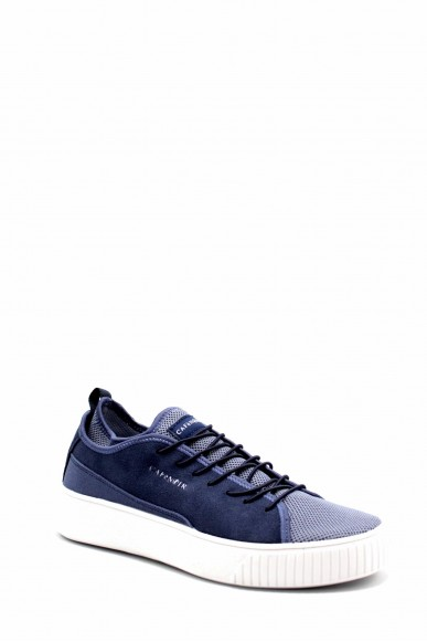 Cafe' noir Sneakers F.gomma Pe621 Uomo Blu Fashion