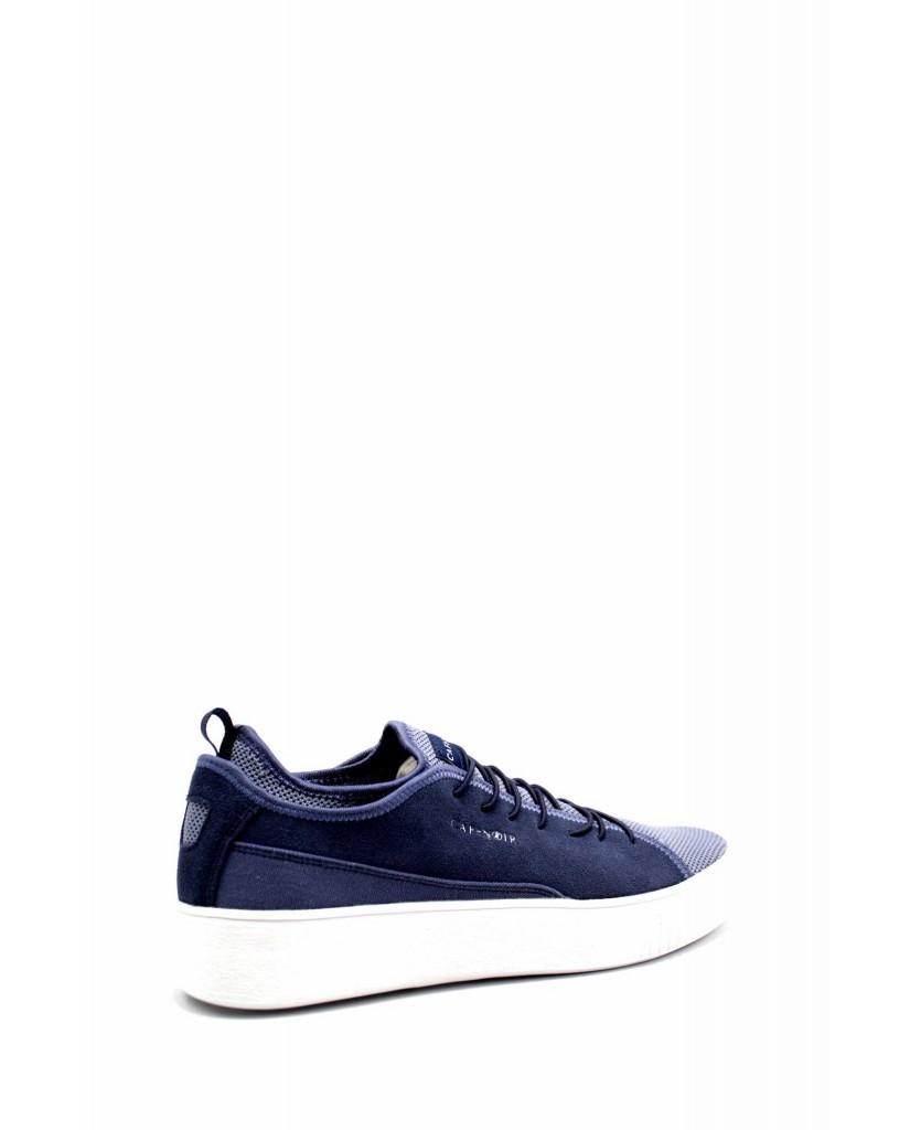 Cafe' noir Sneakers F.gomma Pe621 Uomo Blu Fashion