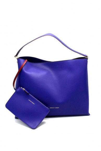 Emporio armani Borse - Hobobag y3e081 yh23a Donna Bluette Fashion