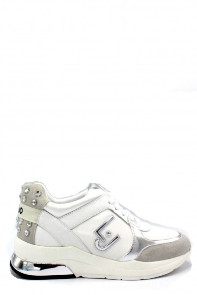 Liu.jo Sneakers   Donna Bianco Fashion