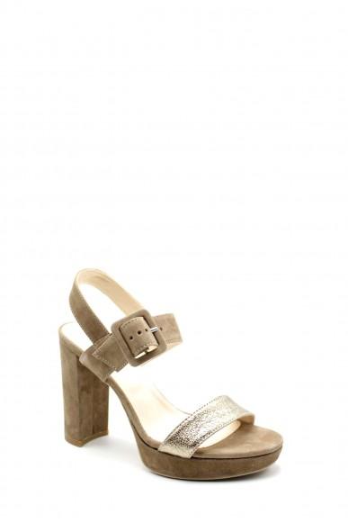 Nero giardini Sandali F.gomma E012200d Donna Marrone Fashion