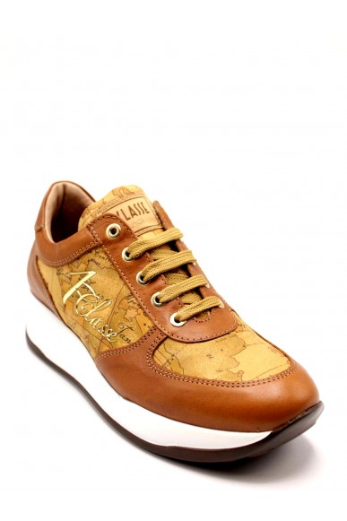 1^classe  Sneakers F.gomma Donna Cuoio Fashion