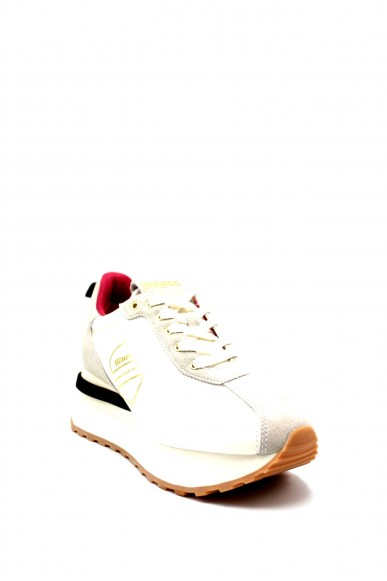 Blauer Sneakers F.gomma Mabel01 Donna Bianco Fashion