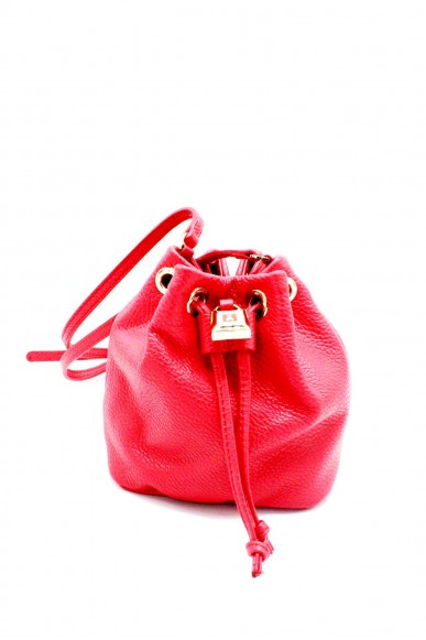 Patrizia pepe Pochette Mini secchiello Donna Rosso Fashion
