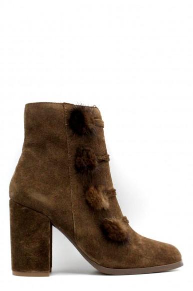 Alma en pena Tronchetti F.gomma 36-41 Donna Marrone Fashion