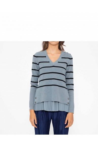 Silvian each Maglioni   Sweater poblet Donna Blu