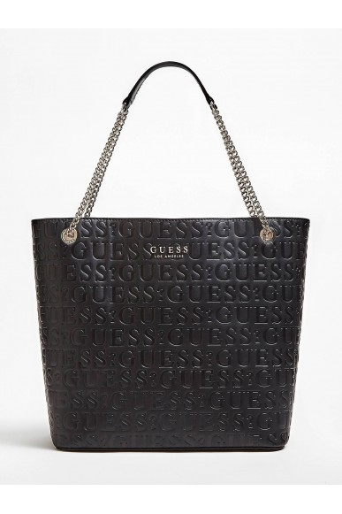 Guess Borse   Robyn tote Donna Nero Fashion