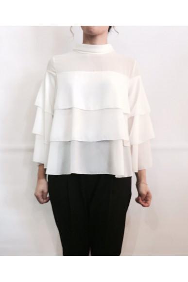 Berna Camicie S-m Donna Bianco Fashion