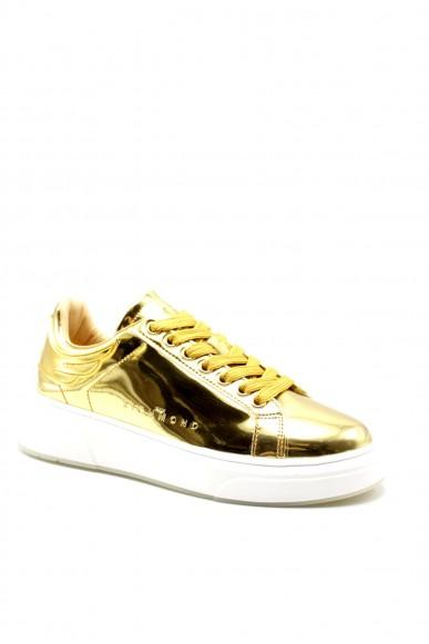 Richmond Sneakers F.gomma 3012/cp b Donna Oro Fashion