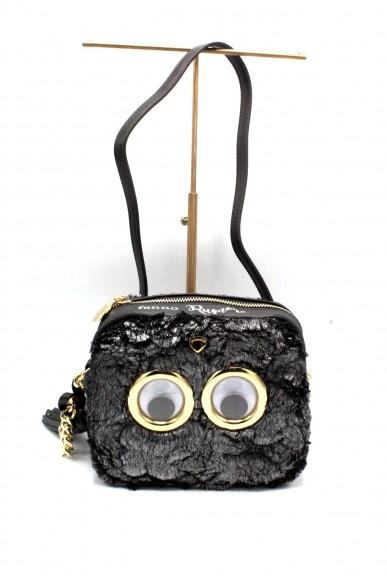 Le pandorine Pochette - Eyes bag rumore Donna Silver Fashion