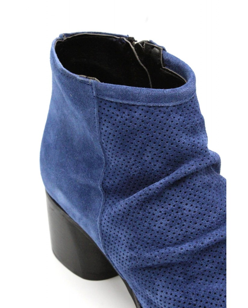 Nicole Tronchetti F.gomma 36/40 made in italy 705 Donna Blu Fashion