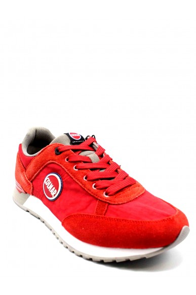 Colmar Sneakers F.gomma 40-46 Uomo Rosso Casual