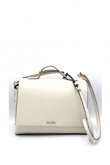 Calvin klein Borse - Frame top k60k603990 Donna Cemento Fashion