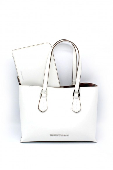 Emporio armani Borse - Shopping bag   y3d084 yh19e Donna Bianco Fashion