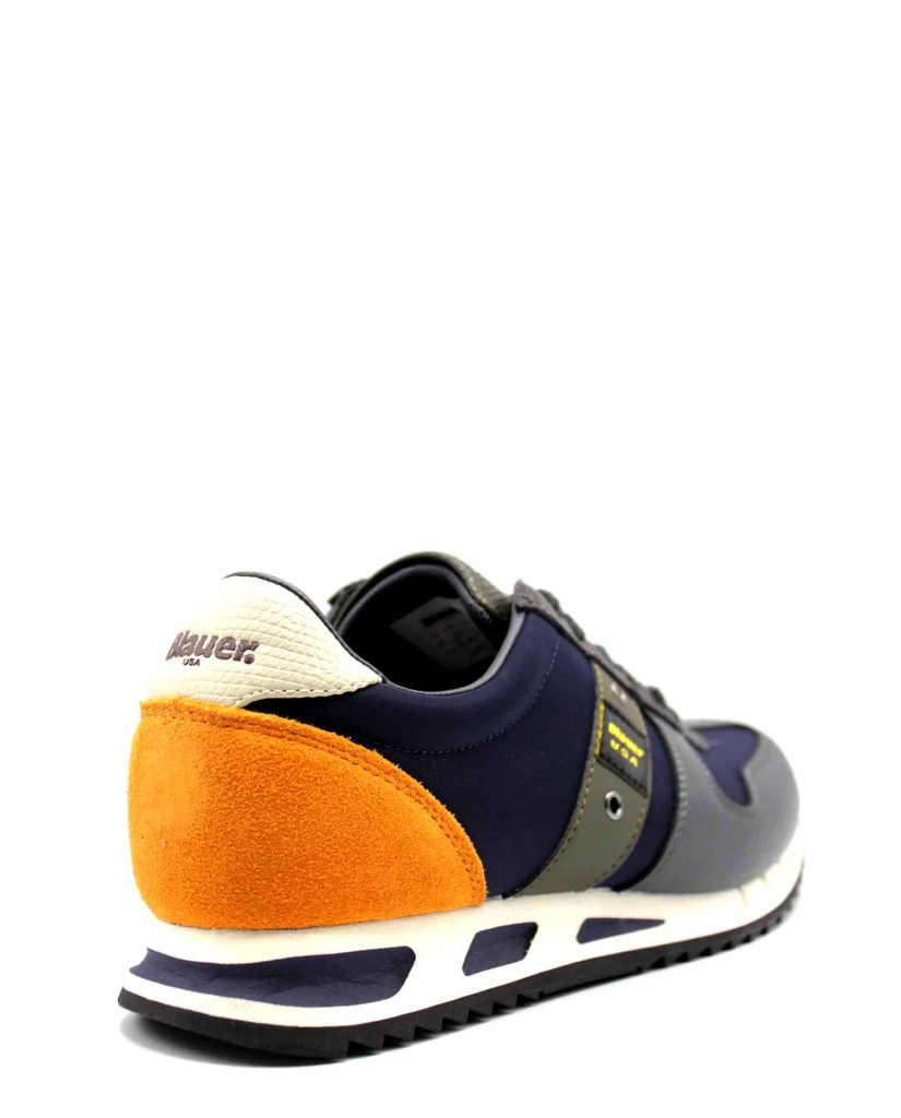 Blauer Sneakers F.gomma Uomo Blu Fashion