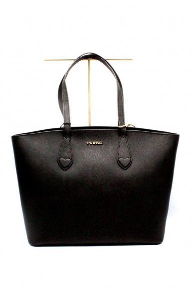 Twin set Borse - Tote grande Donna Nero Fashion