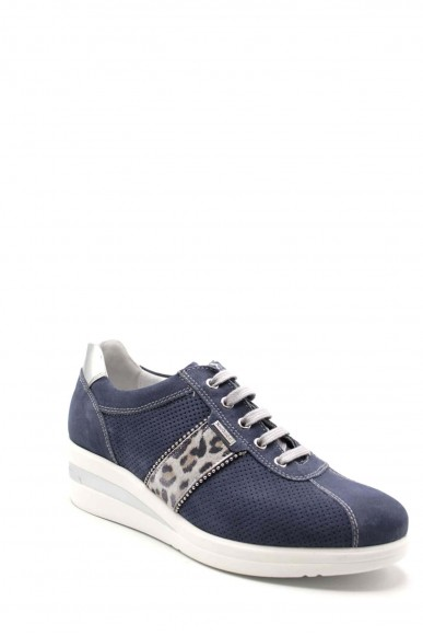 Nero giardini Sneakers F.gomma E010450d Donna Blu Casual